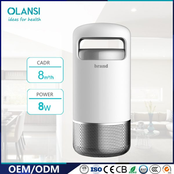 Olansi-Factory-Ionic-Car-Air